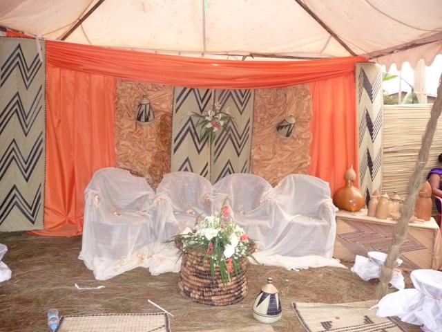 decoration mariage kigali
