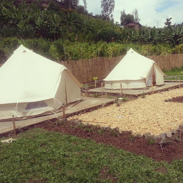 INZU Lodge tentes